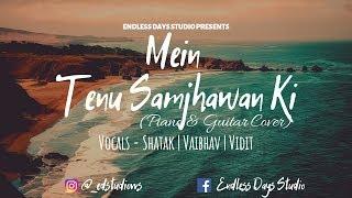 Gambar cover SAMJHAWAN | UNPLUGGED COVER | HUMPTY SHARMA KI DHULANIA | ARIJIT SINGH | SHREYA GHOSHAL | EDSTUDIO