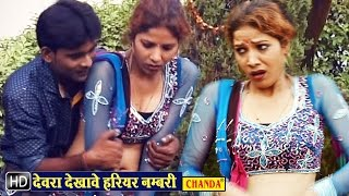 Devra Dekhawe Hariyar Numbari ॥ देवरा देखावे हरियर नंबरी    Bhojpuri New Hot Songs