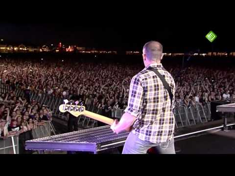Linkin Park  Bleed It Out Beastie Boys Sabotage Version  At Pinkpop 2012 HD