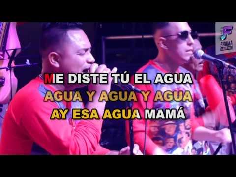 Zaperoko - El Agua (Karaoke)