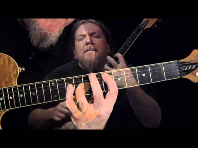 Two-Hand Groove/TrueFire Guitar Video