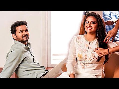 Vijay & Keerthi Suresh's Cheesy Romance | Thalapathy 62 | Latest Tamil Cinema News thumbnail