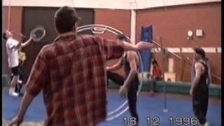 Студия В Гнеушева 1996(Студия В.Гнеушева,цирк Никулина на Цветном бульваре.Прошло почти 20 лет..Видео репетиции в 8 утра,шефа ещё нет))), 2014-08-27T17:19:56.000Z)