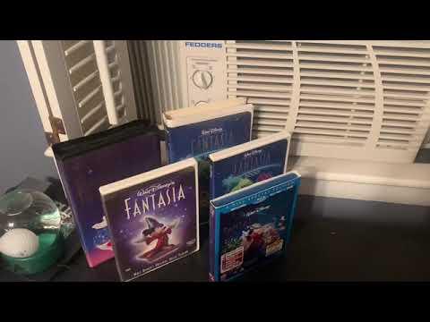 Download Fantasia/Fantasia 2000 Double Comparison