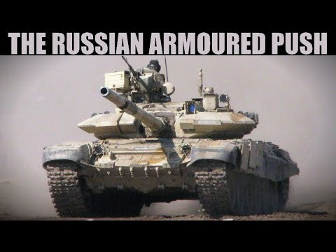 Syria Campaign: Mission To Support Russian Armoured Push & Rescue Pilot | Arma 3