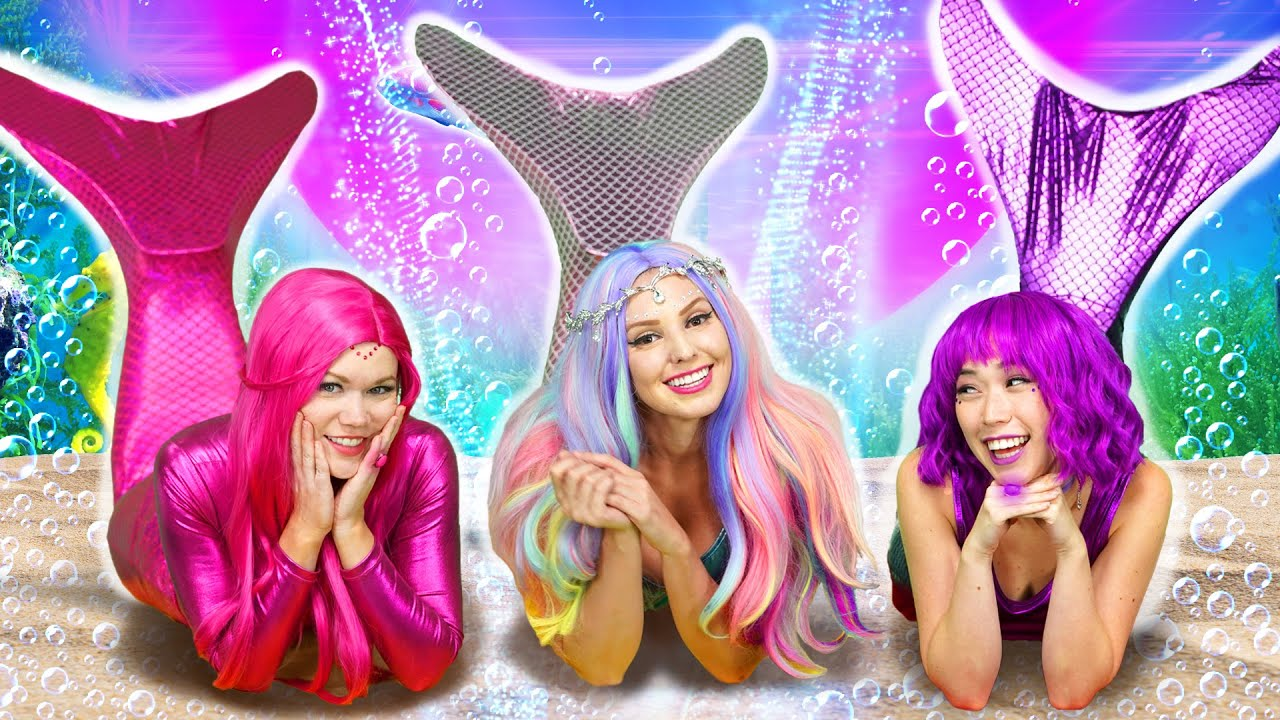 Download SAY SO (MUSIC VIDEO). THE SUPER POPS MAGIC MERMAID POOL PARTY. (Season 3 Episode 7) Totally TV