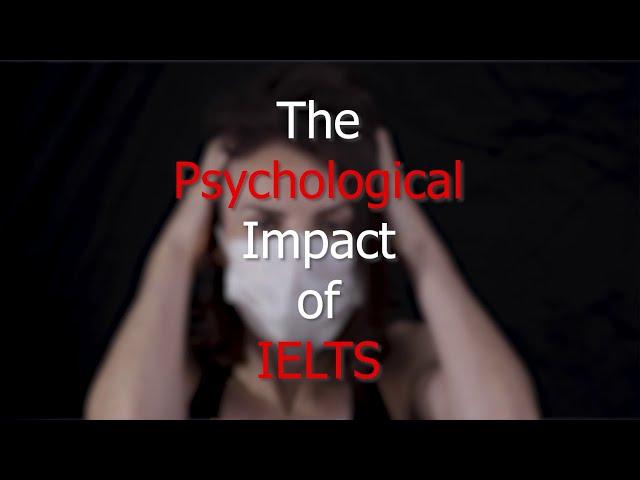 What is fear of IELTS?