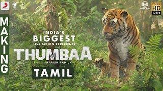 Thumbaa – Official Making Video | Darshan, Harish Ram LH | Anirudh