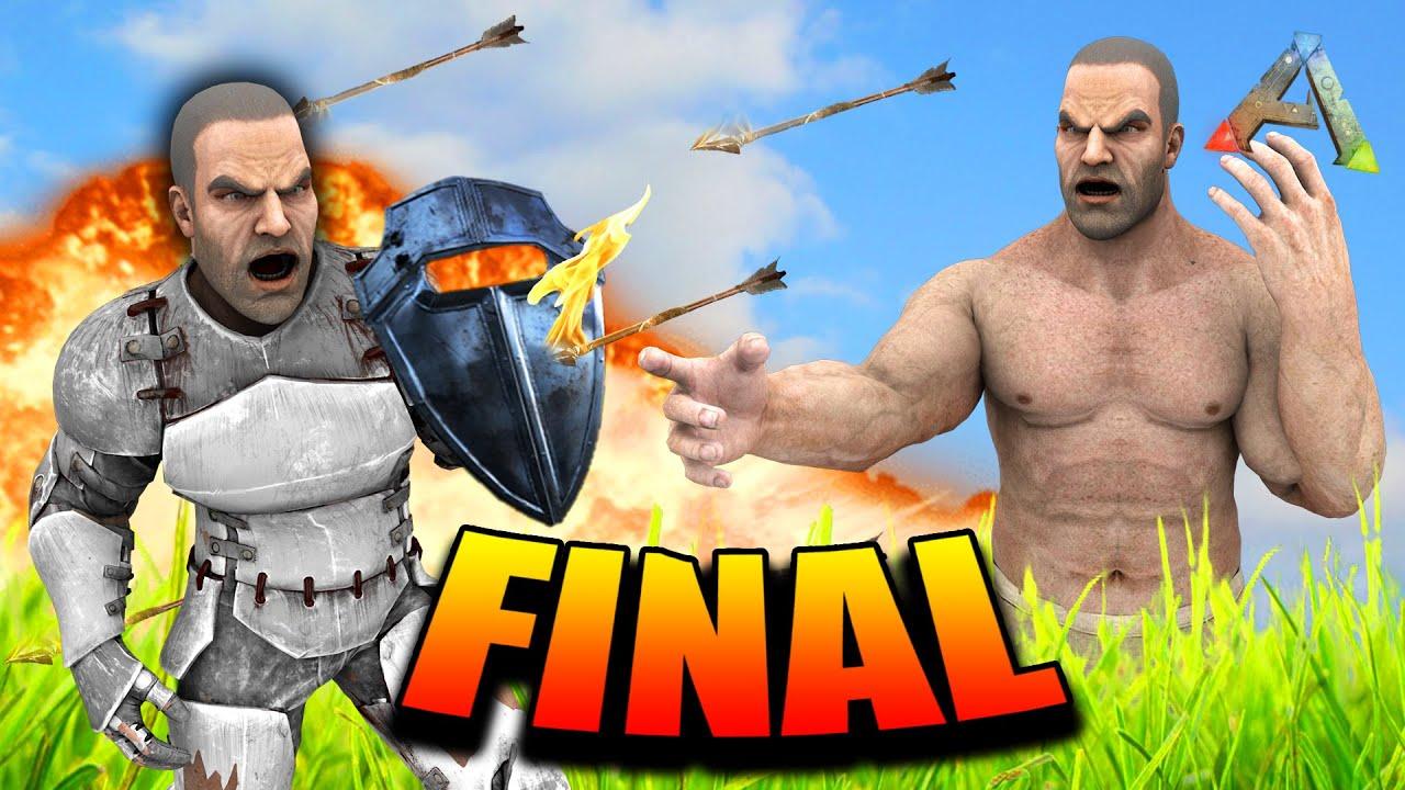 ARK - TODOS VIENEN CONTRA NOSOTROS!!! CAP. FINAL 😈💥 #5 - RAID GAMES 3 - Nexxuz