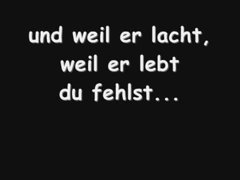 Herbert Grönemeyer - Mensch (lyrics)