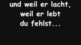 Herbert Grönemeyer - Mensch (lyrics)