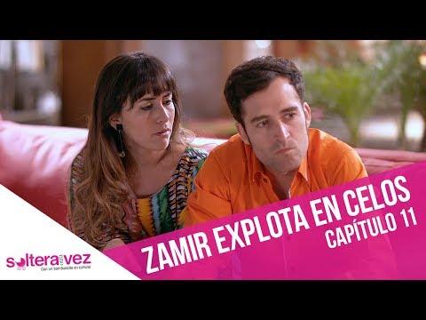 Zamir explota en celos con Fabiola | Soltera Otra Vez 3 | Capítulo 11