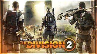 Tom Clancy's The Division 2 - РЕЛИЗ ИГРЫ И ПРОХОЖДЕНИЕ! ПЕРВЫЙ ВЗГЛЯД И ОБЗОР ОТ LEGA PLAY!