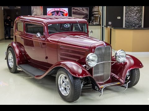 1932 Ford Vicky Street Rod For Sale
