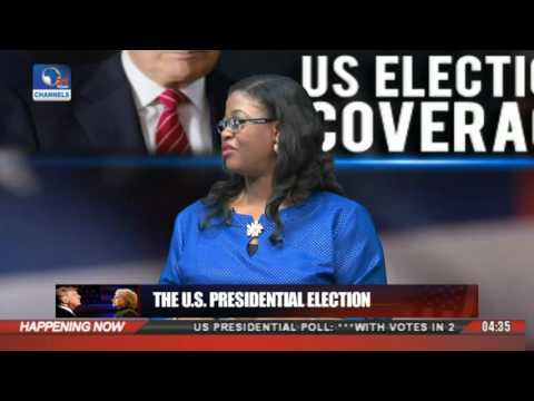 The U.S.  Election Coverage Live Pt 21