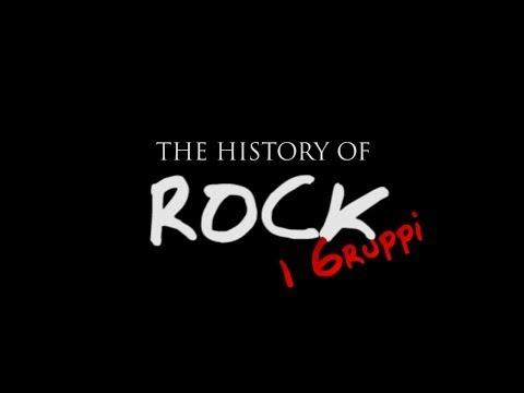 The History Of - Rock: I gruppi (Gli anni '60)