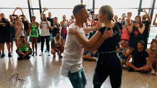Marc Anthony - Parecen Viernes | Salsa Romantica | Alfonso y Mónica | Benidorm Salsa Congress 2019