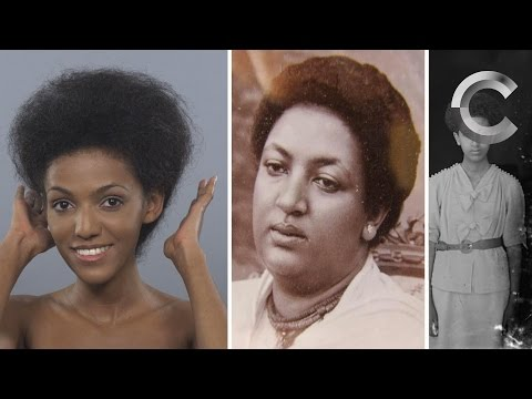 100 Years of Beauty: Ethiopia | Research Behind the Looks | Cut