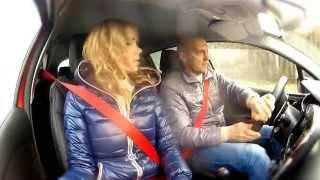 "NEW Renault Clio RS: Тест-драйв в программе ""Москва рулит""."