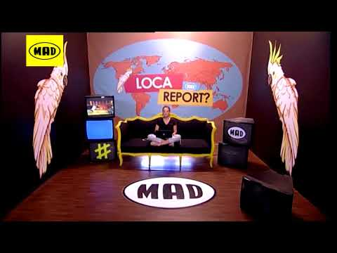 ❅ Loca Report στο Μad TV ❅ (22/9/17)