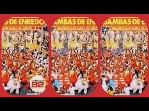 Grandes Sambas de Enredo Série A  (Carnaval Rio 1982)