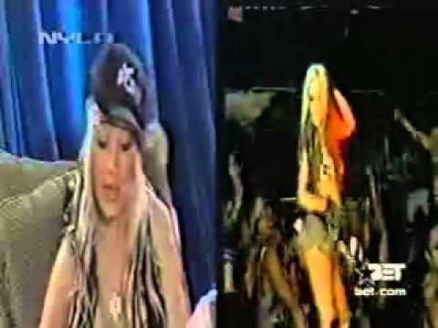 Christina Aguilera NYLA Interview 2002