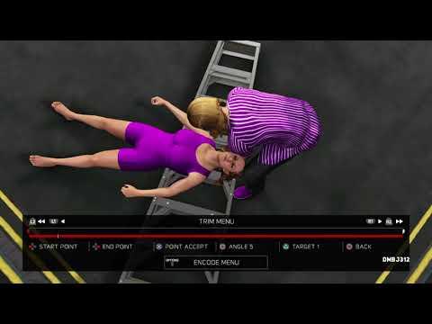 Stephanie McMahon vs. Brittany Marie Perkins - Stephanie goes to sleep