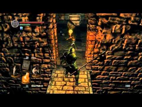 Dark Souls 20: Leaned Workmen Posture