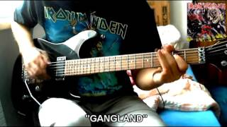"Iron Maiden - ""Gangland"" cover"