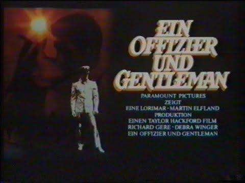 Ein Offizier Und Gentleman Trailer