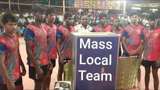 PQF - Nagai Sports, Nagapattinam vs SMC Poonjolaipatti | Pannankombu Kabaddi Match 2019
