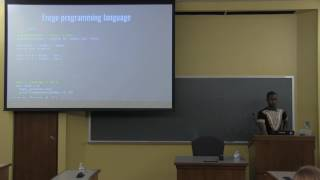 Michael Chavinda - Froid: Functional Programming on Android - λC 2017