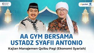 Ustadz Syafii Antonio & Aa Gym membahas Ekonomi Syariah dalam Kajian MQ Pagi 7 Syawal 1441/ 30-05-20