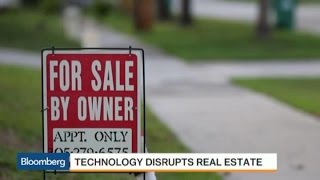 How Tech Is Disrupting Real Estate