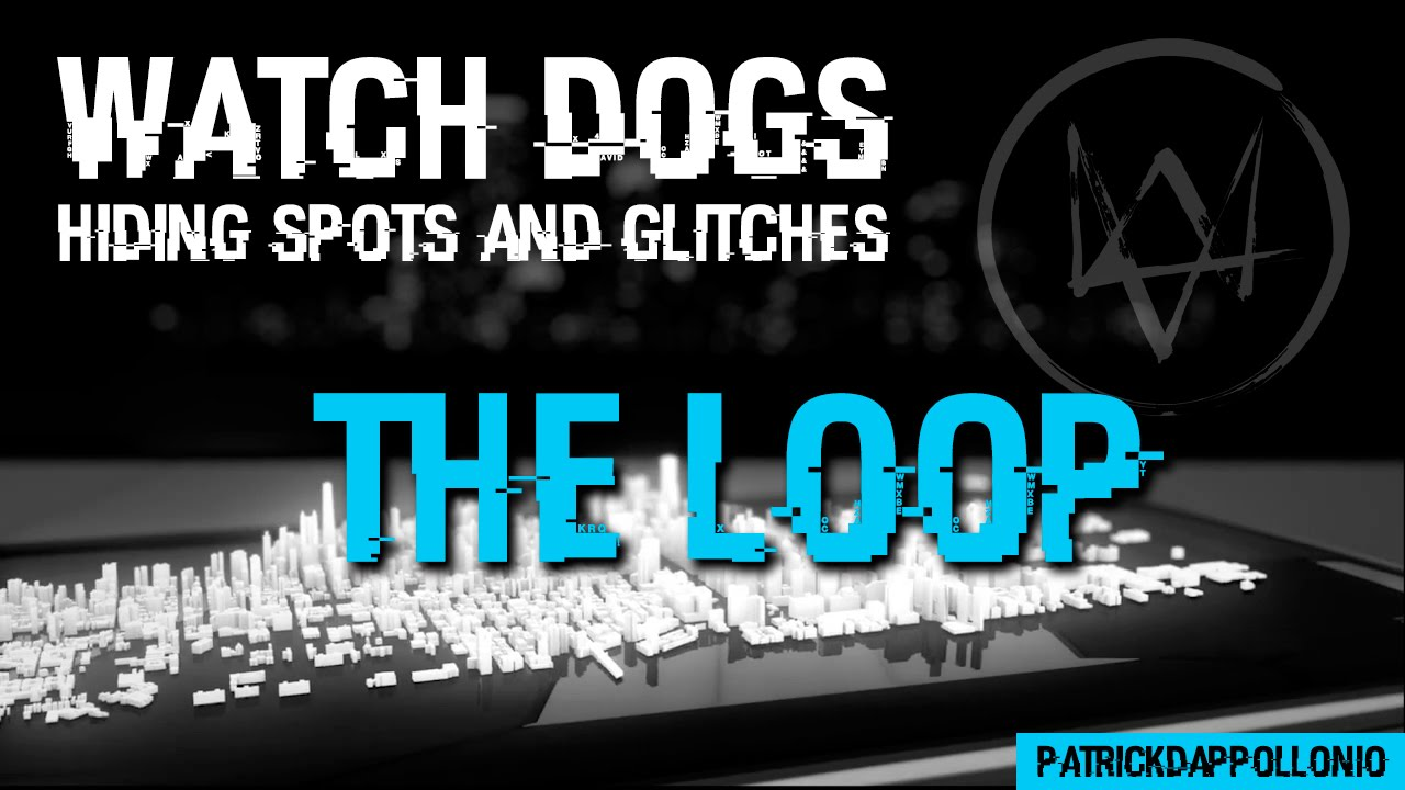 Watch Dogs The Loop Ctos Tower