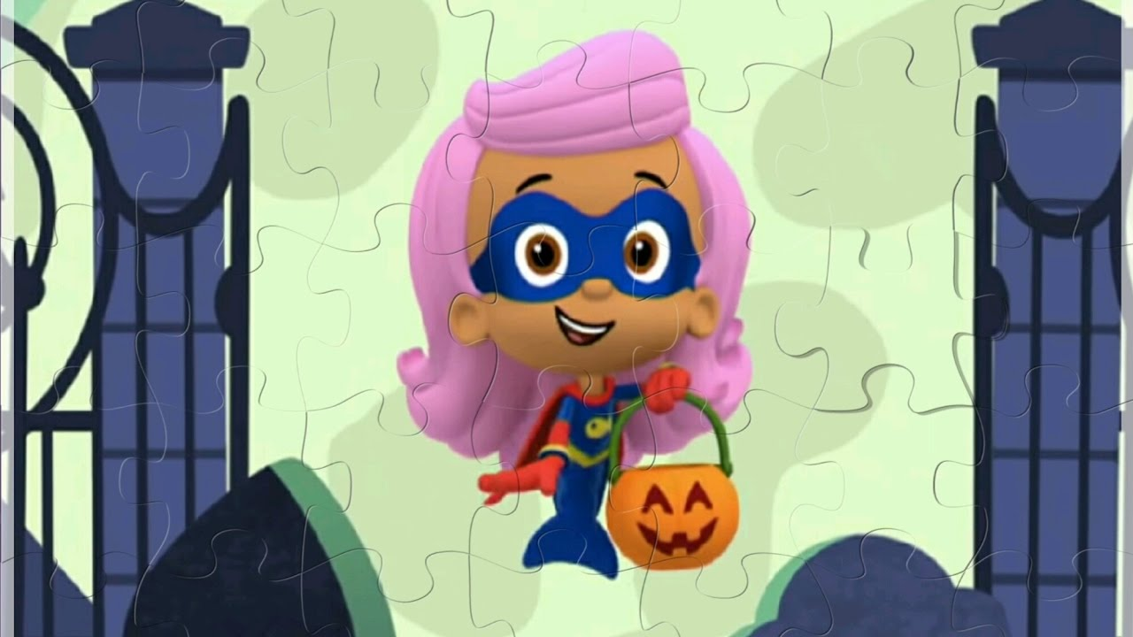 bubble guppies puzzle games for kids youtube