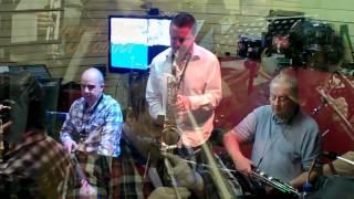 Wind Machine- updated - Hot House Big Band Studio Recording