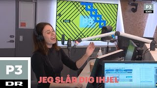 Maria synger om PMS (karaoke version) | Curlingklubben | DR P3