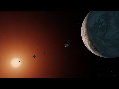 NASA Scientists & Exoplanet Experts Press Conference on Trappist-1