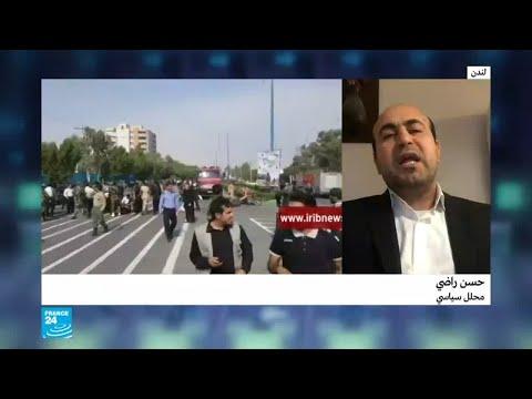 إيران تستدعي سفيرة باكستان إثر الهجوم الذي استهدف الحرس الثوري  - نشر قبل 4 ساعة