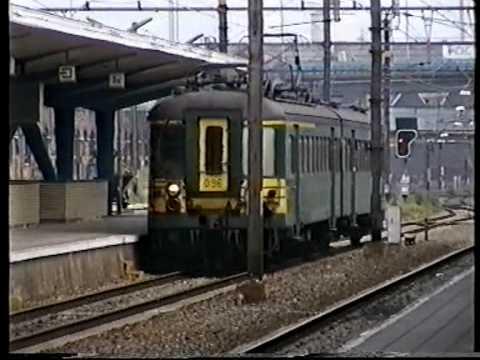 AM 54 classique Charleroi- Sud La Louvière 1995