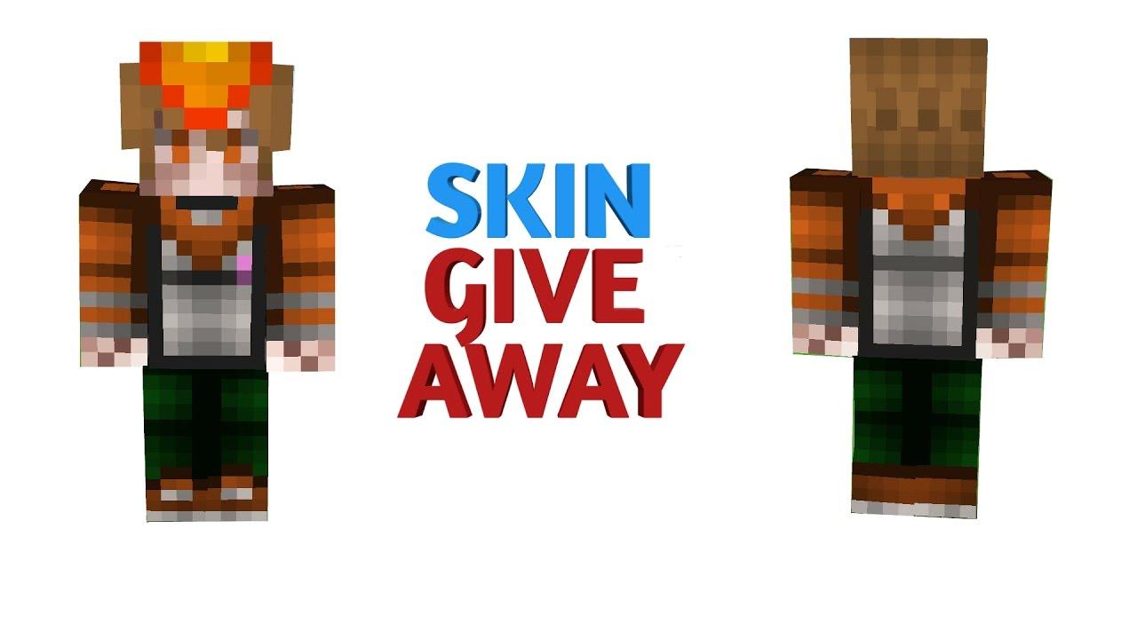 Tsuna Skin Giveaway CLOSED YouTube - Skins para minecraft pe tsuna