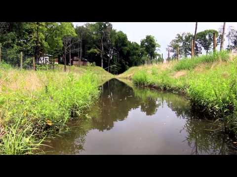 RENEWAGE Green Infrastructure: STORMWATER WETLAND SYSTEM: Village of Wappingers Falls NY