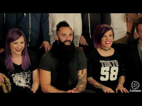 Recap of Skillet's Russia Tour 2016