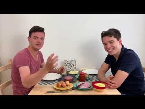 Leben mit Tourette | Pizza backen mit Gisela