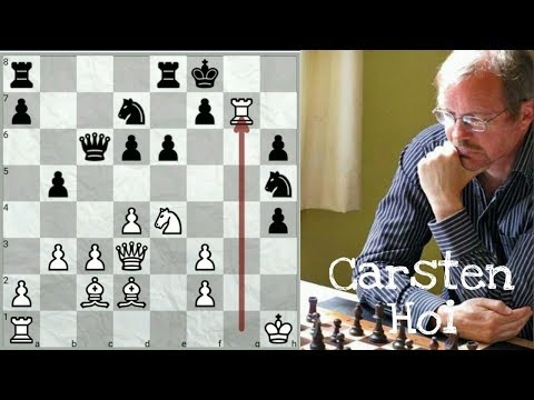 Dragging KING out of his CASTLE - Carsten vs Boris