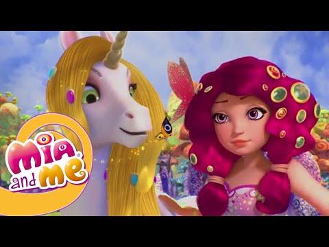 Mia & Me'nin 2. Sezon Bölüm 10 -  Mia ve ben - Mia and me