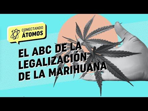 Conectando Átomos Ep.15  El ABC de la legalización de la marihuana