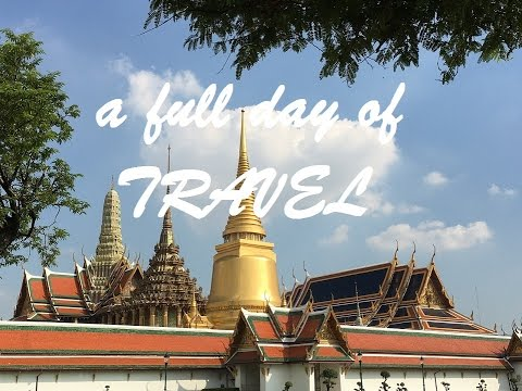 A full day of Travel | THAILAND | Affordable Asia Tours