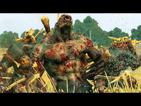 Faith, Steel, and Gunpowder   Total War WARHAMMER 2 Cinematic Battle  